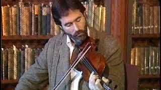 Dale Russ The Stack of Barley Bantry Bay Hornpipe 1990 Boston College Irish Fiddle Festival