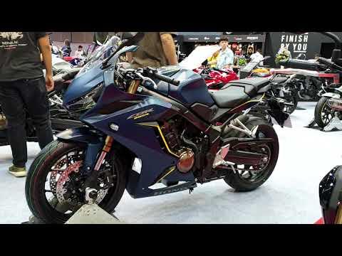 Honda CBR 650R