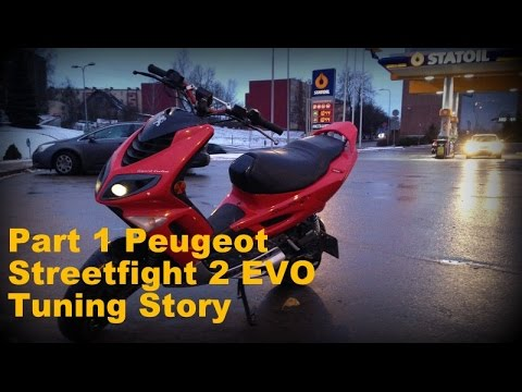 peugeot speedfight 2 lc furious tuning story part 1. Black Bedroom Furniture Sets. Home Design Ideas