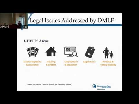 Delaware Medical Legal Partnership: Attorneys Collaborating with Clinical Teams