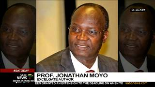 Fake version of Jonathan Moyo's  book 'Excelgate' doing the rounds