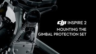 How to Mount DJI Inspire 2