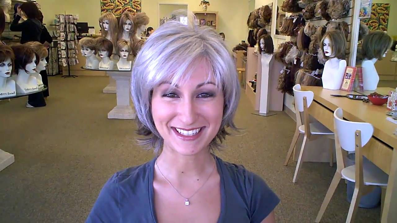 Top 2 modern grey wig color choices youtube - Wandspiegel groay modern ...