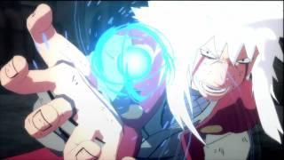 Naruto: Ultimate Ninja Storm 2 - Jiraiya vs Pain Boss Battle HD Pt 2/2