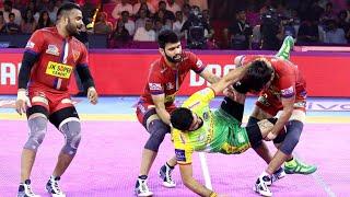 Pro Kabaddi 2019 Highlights | Patna Pirates Vs Dabang Delhi | M108