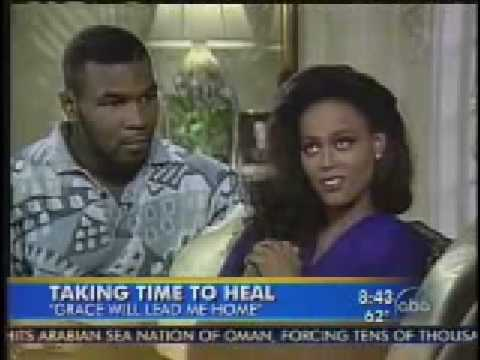 Robin Givens Barbara Walters Interview Clip
