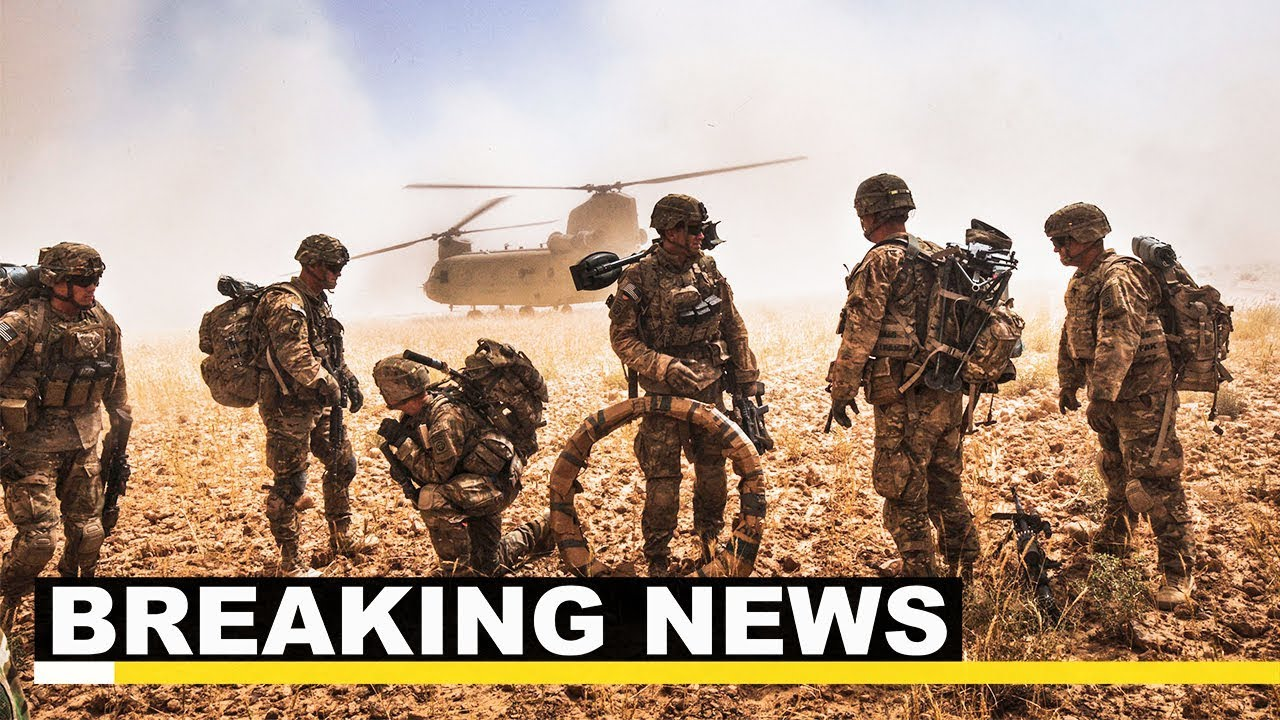HIGH ALERT: US Deploy 14,000 More Troops Against Iran