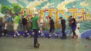 Обучение катанию на роликах Курс Onewheel от Романа Гордина