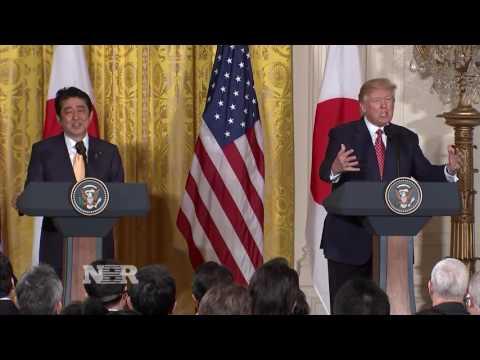 Trade talk between U.S., Japan