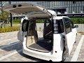 トヨタ・シエンタ:バイト君がこの車の魅力を解説 Toyota Sienta small mini-bus