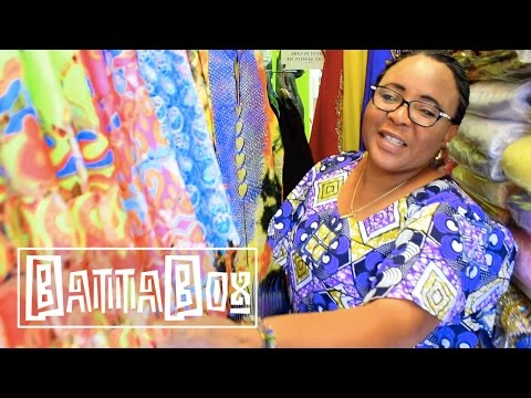 "Nigeria's Textile Trader Who Calls London ""Home"""