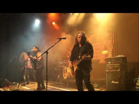 Limehouse Lizzy at Mick Jagger Centre in Dartford on 26.11.2016