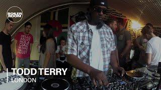 Todd Terry Boiler Room DJ Set