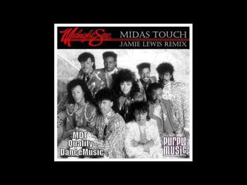 Midnight Star - The Midas Touch (Jamie Lewis Remix)