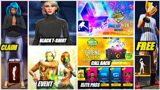 FFWS EMOTE | ELITE PASS IN MYSTERY SHOP | BLACK T-SHIRT, CALLBACK, FREE MAGIC CUBE |SHIV GAMING