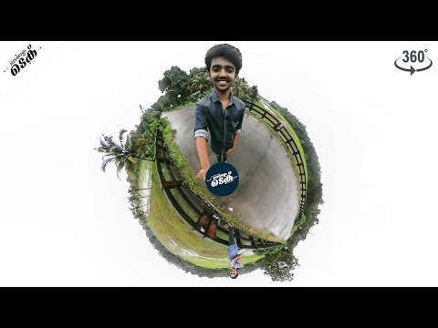 360° Camera Quality Test - (Insta 360 Air)-MalayalamTech Video