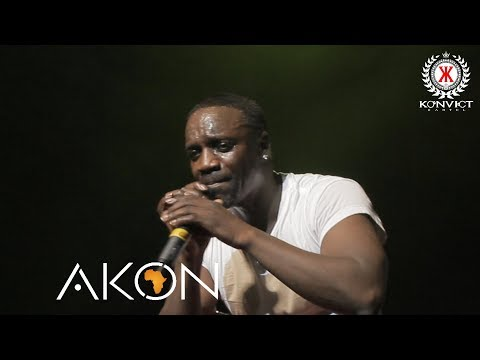 Akon UK Tour 2017 Bristol concert November 4th 2017