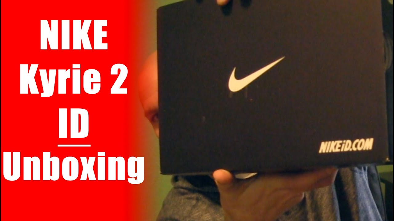 0f7abcee37f5c ... Nike Kyrie 2 ID Unboxing - First Impressions Performance Review -  YouTube ...