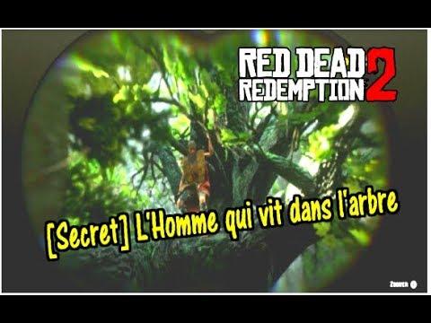 Red Dead Redemption 2 Ovni Sur Le Mont Shann