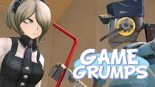 "Game Grumps Animated Doki Doki Literature Club - ""Festival Preparations"" (SFM)"