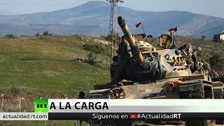 Turquía está lista para la operación contra unidades kurdas en Siria