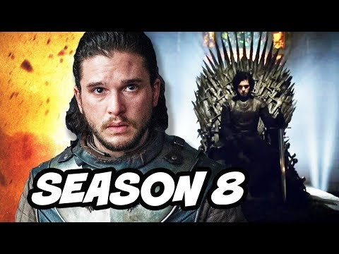 Game Of Thrones Season 8 Ending Theory