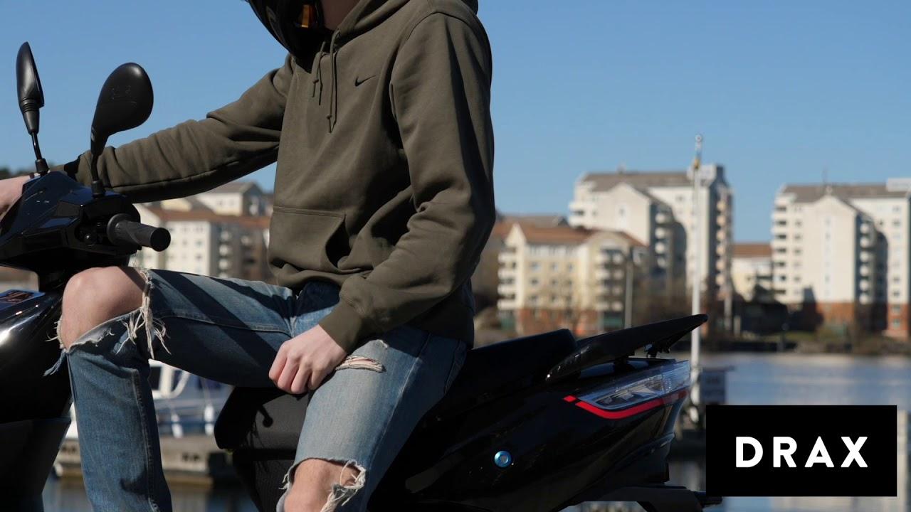 Drax moped
