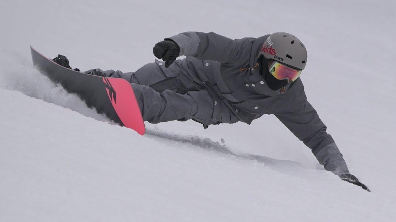 2018-19 きら スノーボード カービング Kira Snowboard Carving