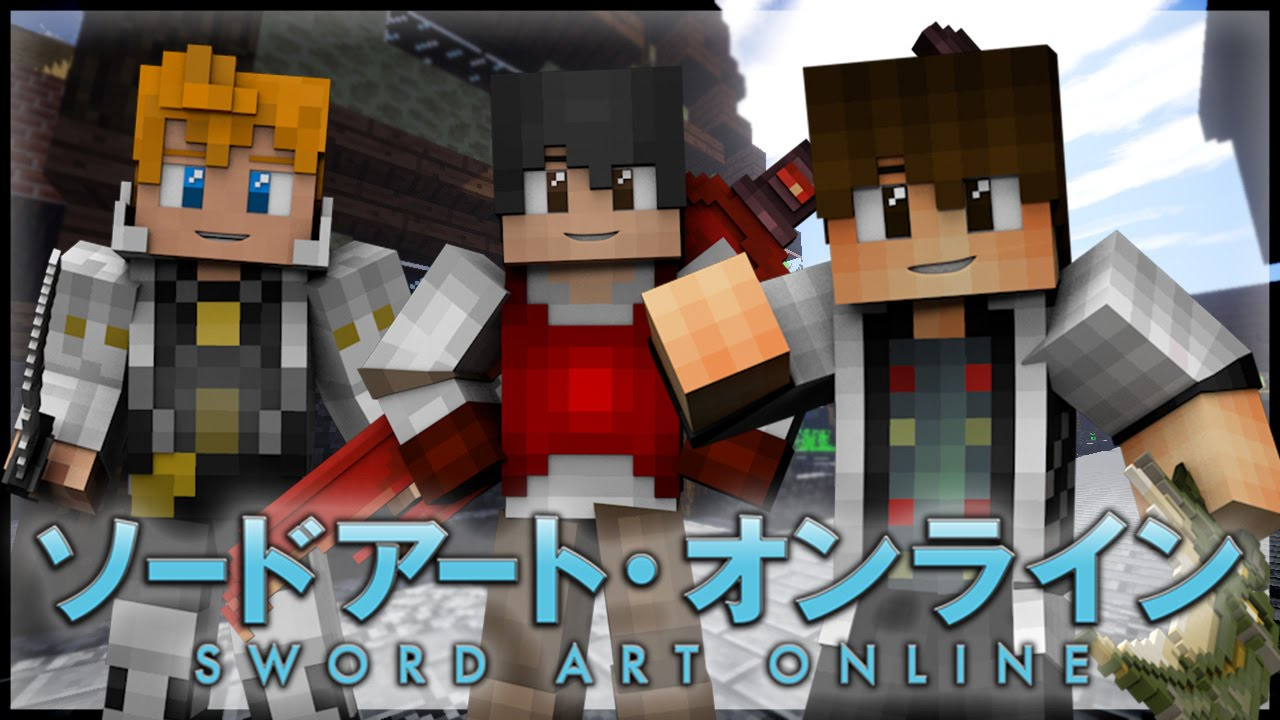 Minecraft Sword Art Online Roleplay Episode 2 -