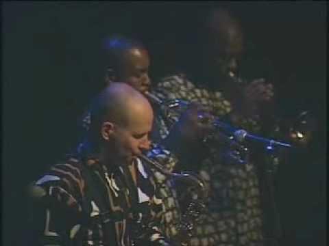 Steve Dyer Ft Oliver Mtukudzi:  Mahube Live in Concert