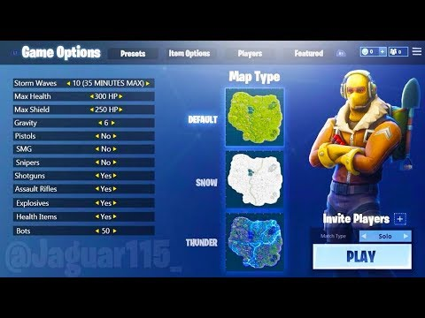how to get custom matchmaking key fortnite ios