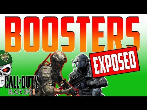 Boost Ops 2 - Thunder Gets Booster-Struck! (BO2 Multiplayer)