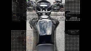 Como esta mi moto después de 8 meses