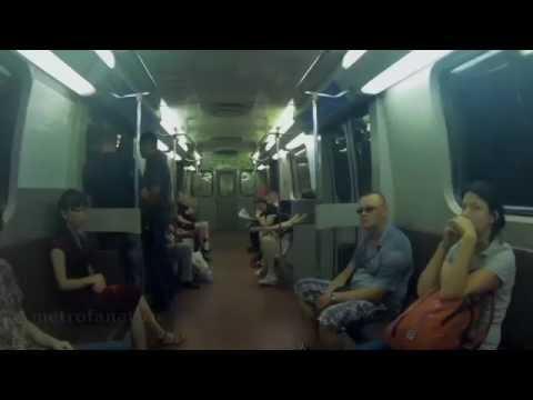 Самая короткая линия московского метро - Каховская. 3.3км