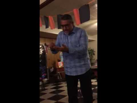 Lordsburg High School 1985 class reunion speak by James Ruiz
