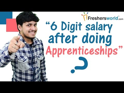How Apprenticeship Brings You 6 Digit Salary? – Technical Jobs,ITI II By Arunabha Bhattacharjee