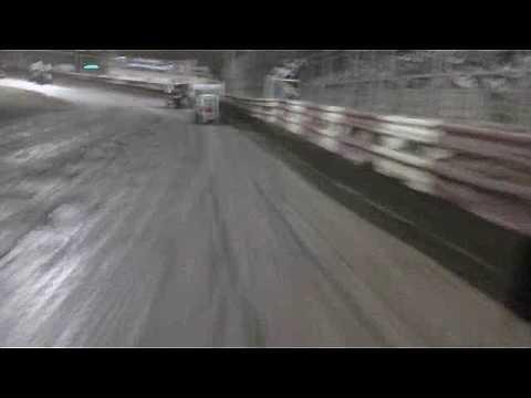 plaza park raceway 9-6-09 in car cam #29 austin stone