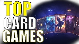 Top 10 Card Games On Android/IOS 2019
