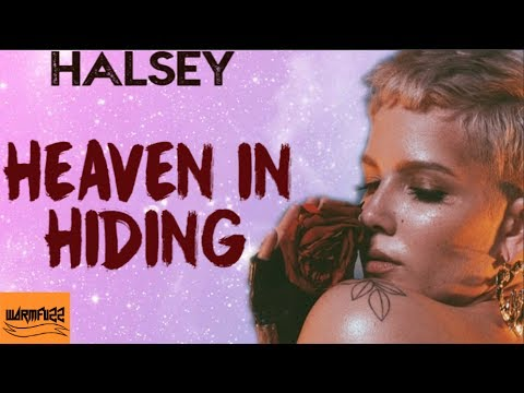 Halsey - Heaven in Hiding (Karaoke/Instrumental)