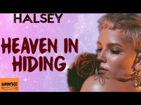 Halsey - Heaven in Hiding Karaoke/Instrumental