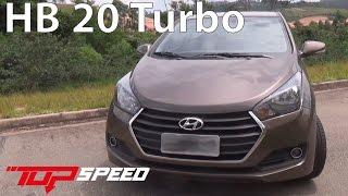 Avaliação Hyundai HB20 1.0 Turbo   Canal Top Speed
