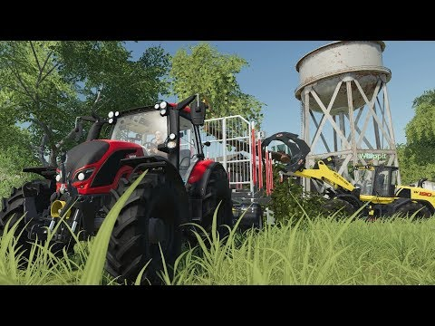 NY KARTA & MASSA PENGAR | FARMING SIMULATOR 19