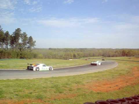 Rolex Sports Car series at VIR