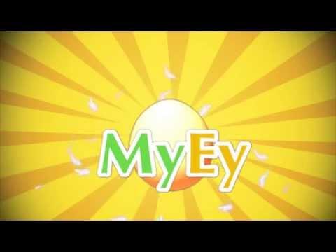 Austrian organic vegan egg TV commercial