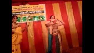 radha dhoond rahi kisi ne mera shyam dekha performed by  students