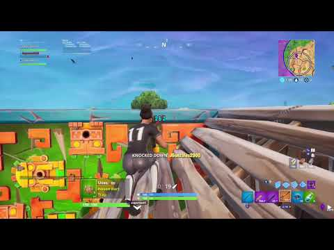 Think Too Much - Fortnite Montage (yungcudii)