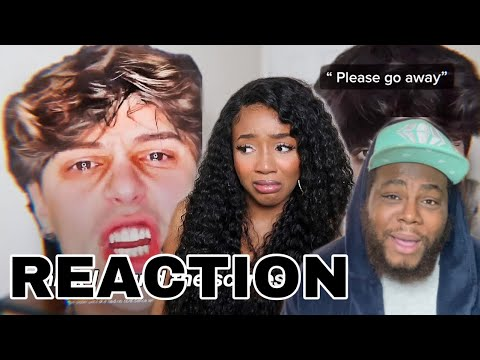 Entering the World of TikTok POVs because I like to scare myself - Courtreezy | REACTION 