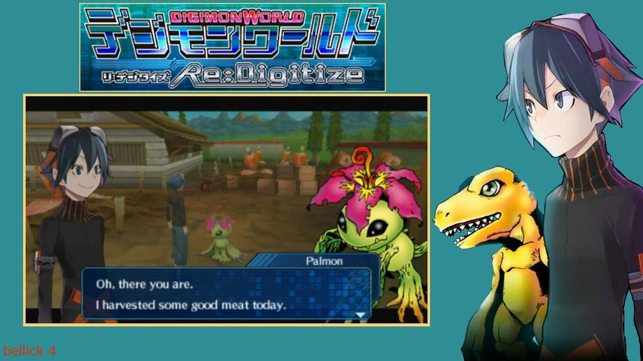 digimon world re digitize iso download