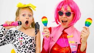 Das Talent Show Lied - Deutsche Kinderlieder Maya und Mary