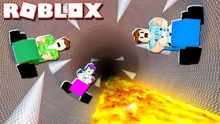 Roblox Adventures - SURVIVE THE MOST DANGEROUS RACE IN ROBLOX! (Danger Race)